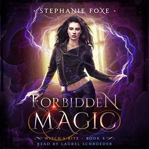 Forbidden Magic: An Urban Fantasy Novel cover art