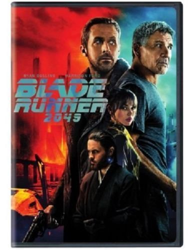 Blade Runner 2049 (DVD, 2018) Action, Adventure