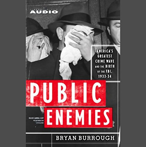 Public Enemies cover art