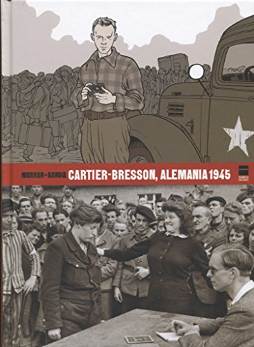 Cartier-Bresson. Alemania 1945