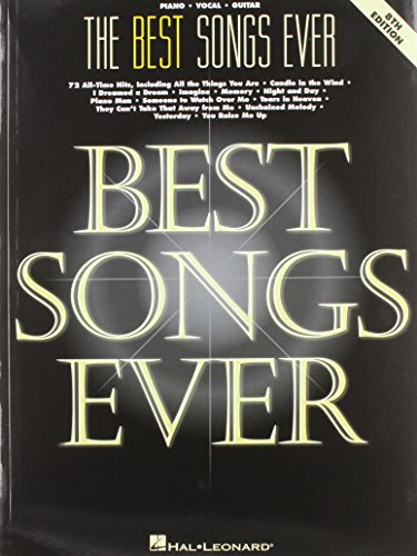 The Best Songs Ever (The Best Ever Series)