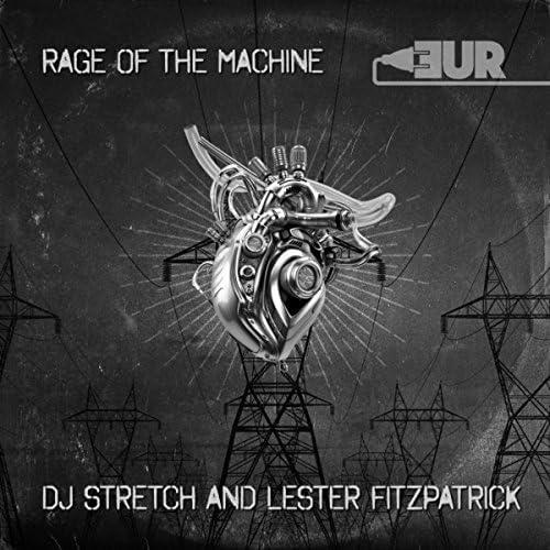 DJ Stretch, Lester Fitzpatrick