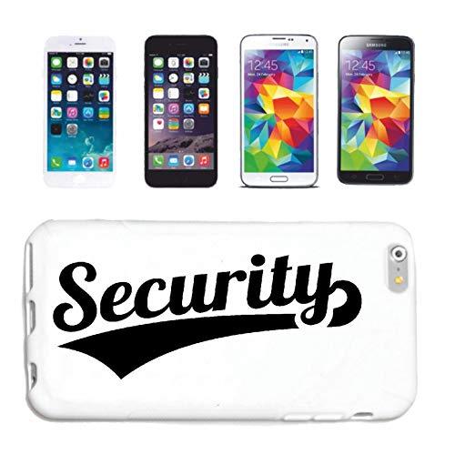 Reifen-Markt Funda compatible con iPhone 5 / 5S Security Servicio de Seguridad de Puerta de la Puerta del Reloj de Partido de Pederos Funda Smart Cover