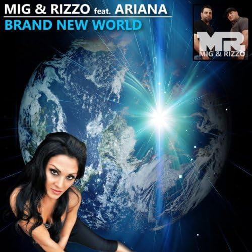 Mig & Rizzo feat. Ariana feat. Ariana