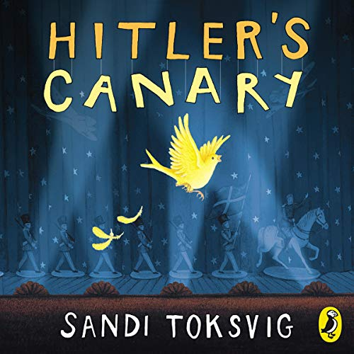 Hitler's Canary cover art