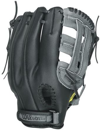 Super beauty product restock Popular shop is the lowest price challenge quality top Wilson A360 Baseball Glove Grey Right Throw 11.5-I Black Hand