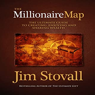 The Millionaire Map cover art