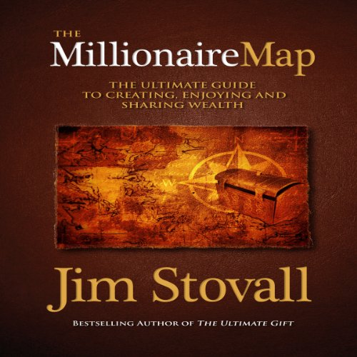 The Millionaire Map audiobook cover art