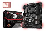 MSI Gaming AMD Ryzen B350 DDR4 VR Ready HDMI USB 3 CFX ATX Motherboard...