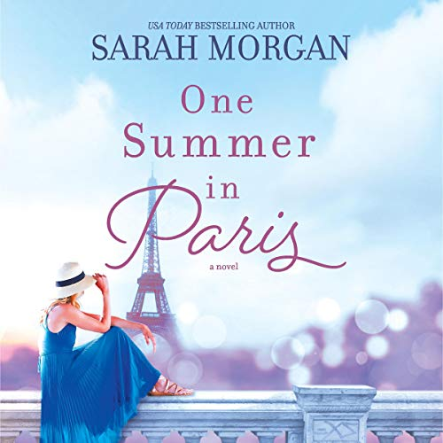 One Summer in Paris audiobook cover art