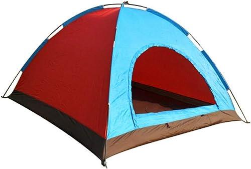 4-5 Personne Grande Tente de Loisirs Simple Couche écran Porte écran Pare-Pluie Famille Pare-Pluie en Plein air Pique-Nique Camping Tente 220X250X150Cm