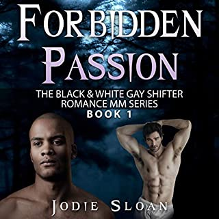 Forbidden Passion cover art