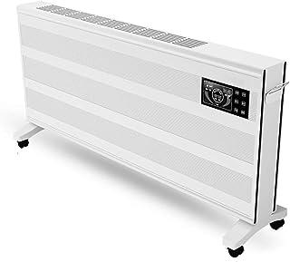 lcc Calentador Independiente Inteligente de 2800 vatios, Calentadores de convección eficiente montados en la Pared con Temporizador, radiador eléctrico Plano, Calentador de Panel Digital