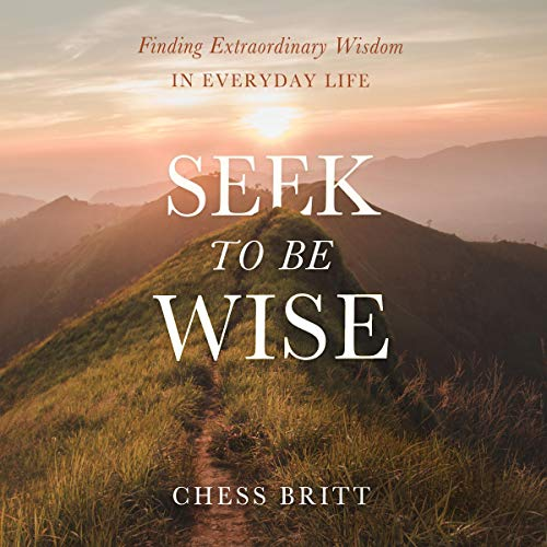 Seek to Be Wise cover art
