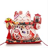 GRJ XYD Small Ornaments- Lucky Ceramic Japanese Piggy Bank Opening Ceremony Decoration Creative Home Decoration|Commodity Code: LJW-801