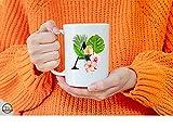 Tazza personalizzata con nome, regalo personalizzato per mamma, papà, bambini o ragazze.