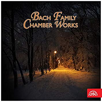 Bach Family Chamber Works