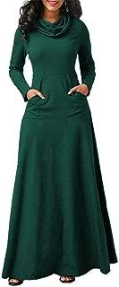 casual plus size long dresses