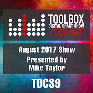 Toolbox Digital Chart Show - August 2017