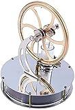 Modelo De Motor De Vapor Experimento Científico Movimiento Perpetuo De Baja Temperatura Juguete Artesanal Diy Regalo Para Estudiante Y Los Adolescentes Para Experimento De Maestro (#1)