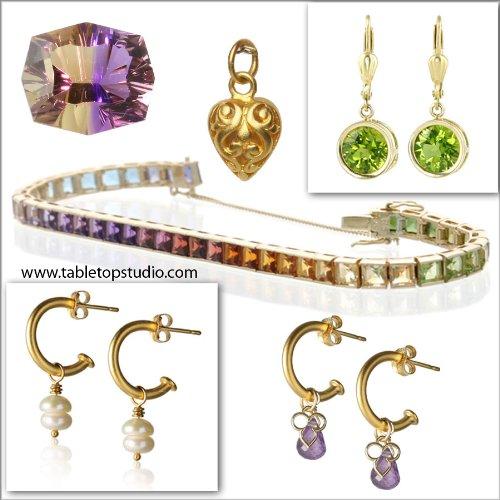Hot Sale Tabletop Studio Jewelry Photography Kit