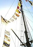 Kalender 2018 - sail away (segeln): Wochenkalender - DIN A5 - Eine Woche pro Doppelseite