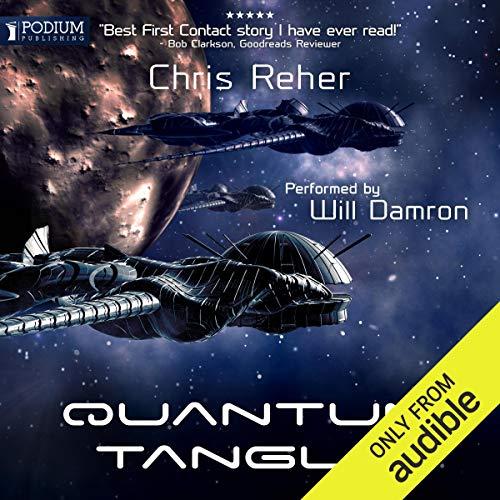 Quantum Tangle audiobook cover art
