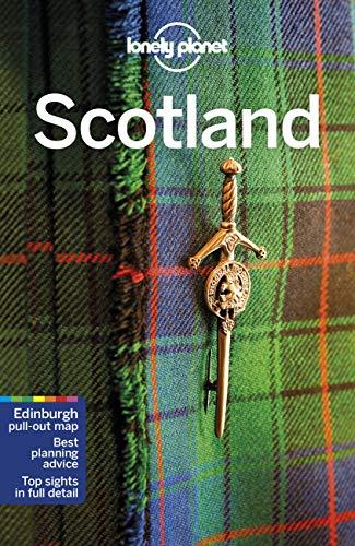 Lonely Planet Scotland [Lingua Inglese]