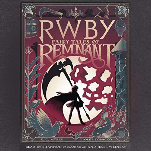 Couverture de RWBY: Fairy Tales of Remnant