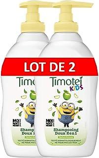 Timotei Kids 2 w 1 Soft Apple szampon 400 ml – 2 sztuki