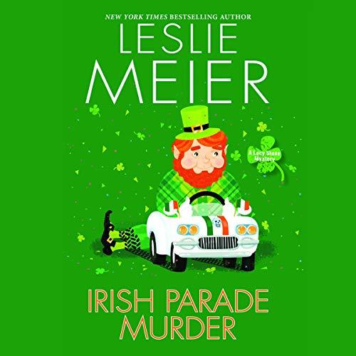 Irish Parade Murder cover art