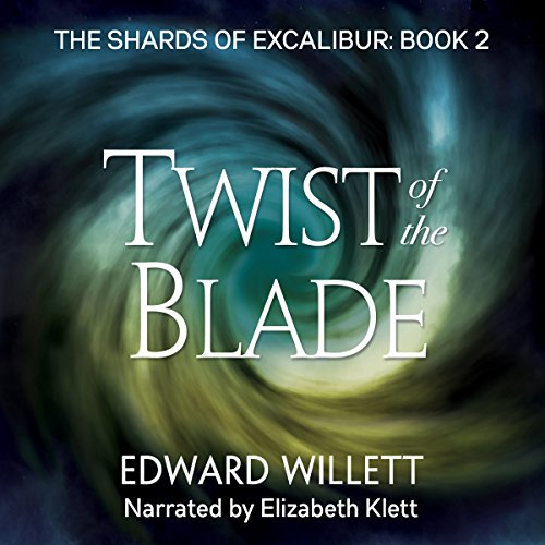 Twist of the Blade audiobook cover art