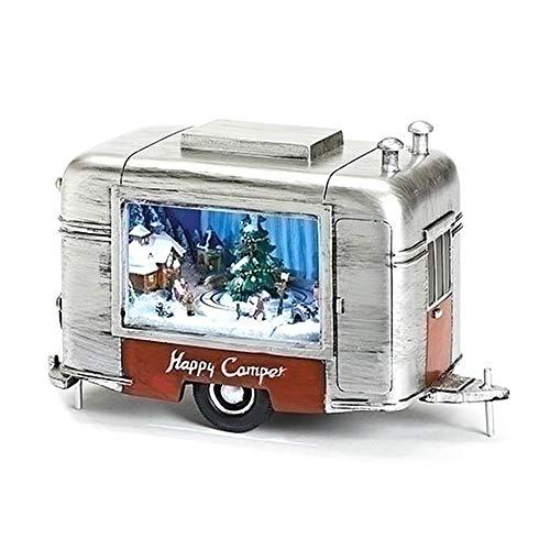 Roman Amusements Holiday Musical CMAS Camper Trailer