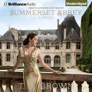 Summerset Abbey audiobook cover art