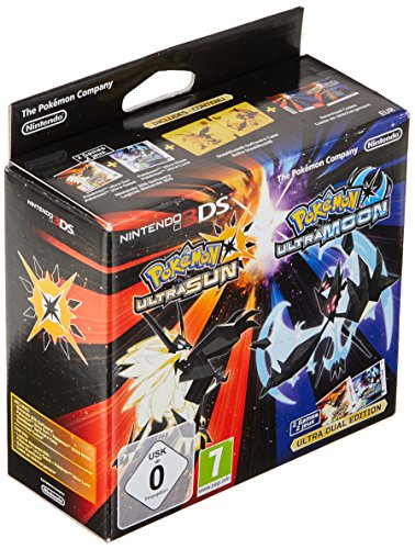 Pokémon Ultra Dual Edition (Ultrasole + Ultraluna) - Special Limited - New Nintendo 3DS