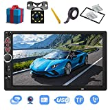 Best Car Stereos - Double Din Car Stereo-7 inch Touch Screen double Review