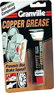 COPPER ANTI-SEIZE GREASE 20g TUBE