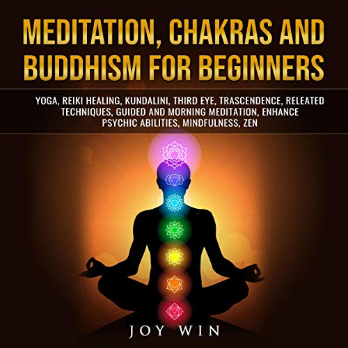 Meditation, Chakras and Buddhism for Beginners Titelbild