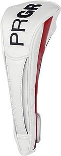プロギア PRGR フェアウェイウッド用ヘッドカバー(ホワイト)(2019年モデル)PRGR プロモデル PRHC-192FWH