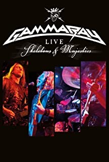 Live: Skeletons & Majesties by Eagle Rock Entertainment by Gamma Ray