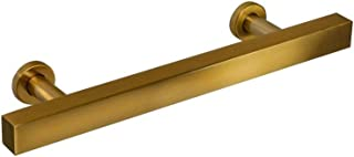 #1500-96 CKP Brand Hampton Collection Bar Pull, Amber Gold - 10 Pack