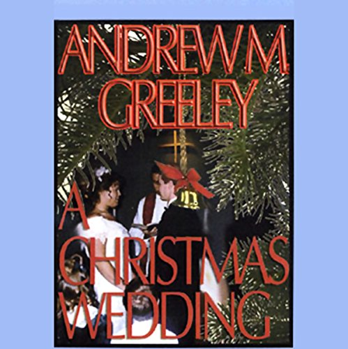 A Christmas Wedding  audiobook cover art