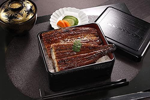 愛名古屋 うなぎ 蒲焼 国産 一色産 冷凍 真空パック ギフトボックス付き (母の日ギフトカード付き 320g(1尾160gx2))