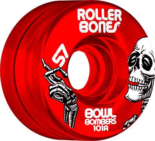 RollerBones - Ruedas para tazón de bombarderos (101 A, 8 Unidades)