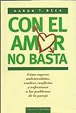 CON EL AMOR NO BASTA