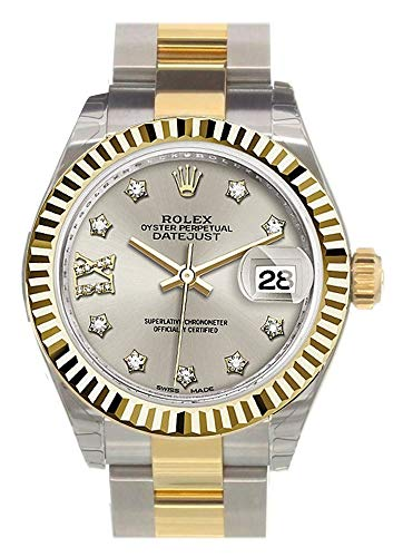 Rolex Lady-Datejust Two-Tone