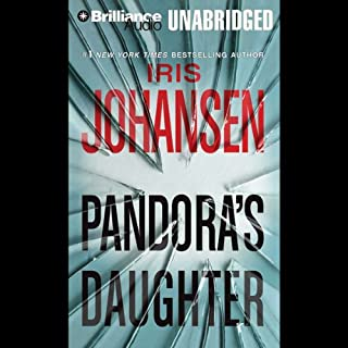 Pandora's Daughter cover art