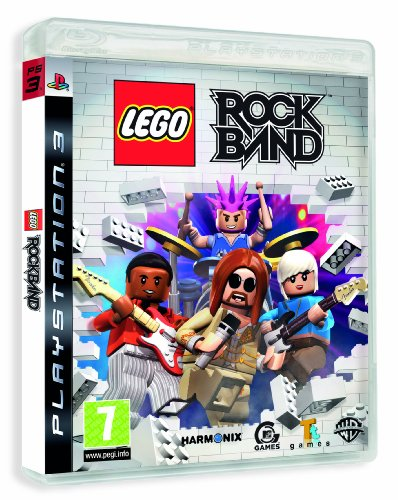 Lego Rock Band - Game Only (PS3) [Edizione: Regno Unito]