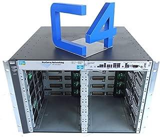 HP J8698A ProCurve 5412zl Layer 3 Switch 12 x Slot - J8698-61101, J8698-69001