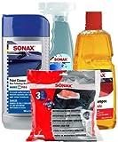Sonax Premium Car Wash & Wax Kit